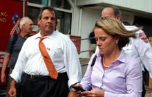 Did Christie's mea culpa get him out of traffic jam?