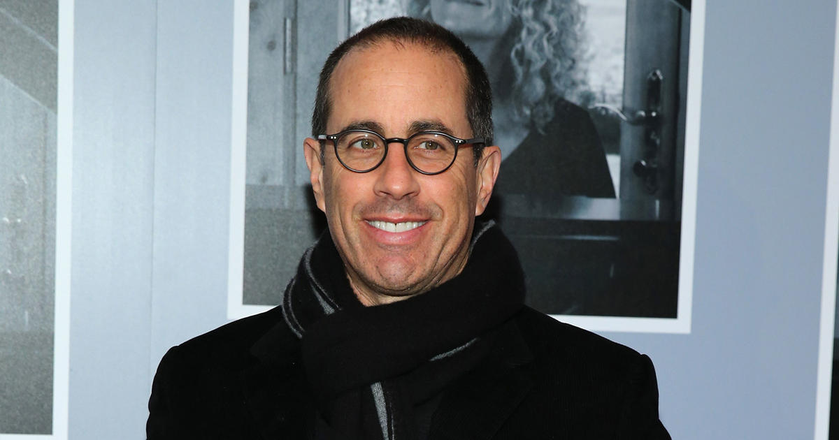 Jerry Seinfeld Says A Seinfeld Reunion Is Happening Cbs News