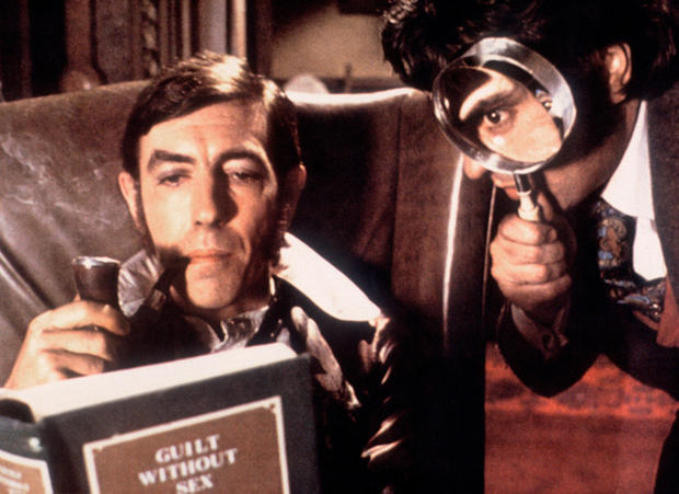 Sherlock Holmes Peter Cook.jpg