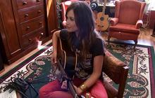 "Web extra: Kacey Musgraves sings ""Merry Go 'Round"""
