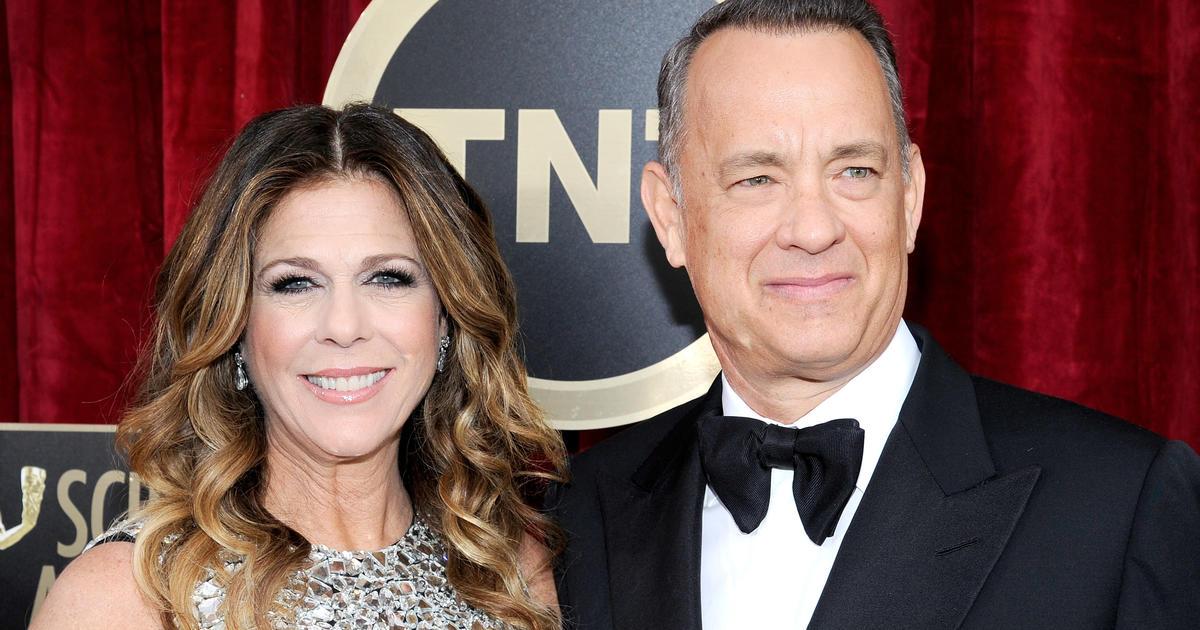 Tom Hanks says he and Rita Wilson have coronavirus