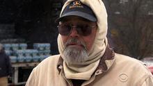 Gary Tucker is the mayor of Buffalo, W.Va.