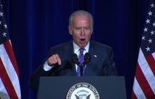 "Biden honors MLK: ""Fighting the fight again"" on voting rights"