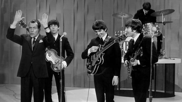 10 Musicians Who Saw The Beatles Standing There Cbs News