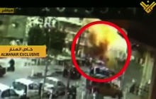 Watch: Car bomb explodes in Beirut