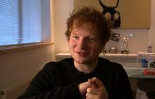 "Ed Sheeran talks working with Peter Jackson on ""The Hobbit"""