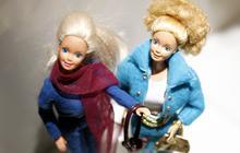 Barbie celebrates 50 years going Dutch