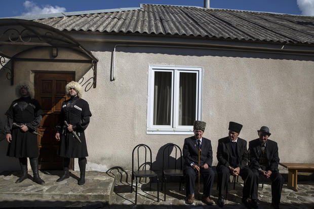 The Circassians of Sochi