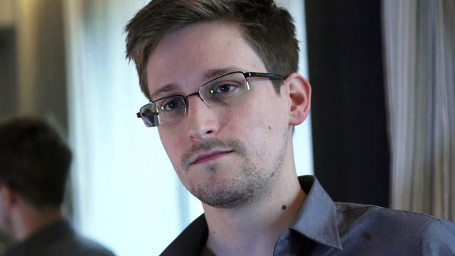 Photo provided by The Guardian Newspaper in London shows Edward Snowden in June 2013 in Hong Kong