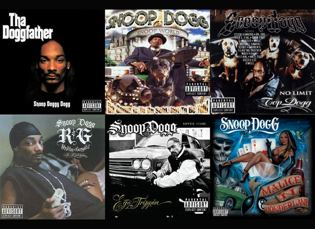 Discography - Snoop Dogg - Pictures - CBS News