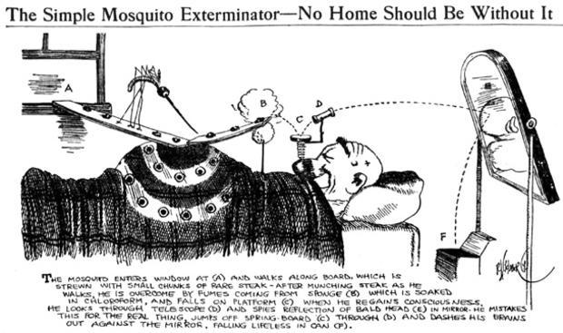 Art of Rube Goldberg_mosquito exterminator_74b.jpg