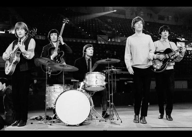 The Rolling Stones through the ages