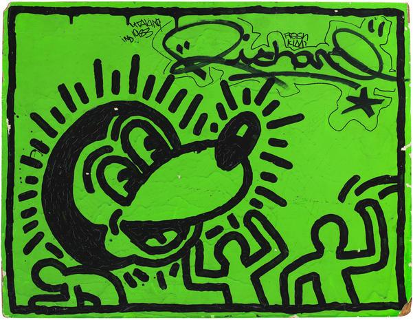 City as Canvas: Graffiti Art