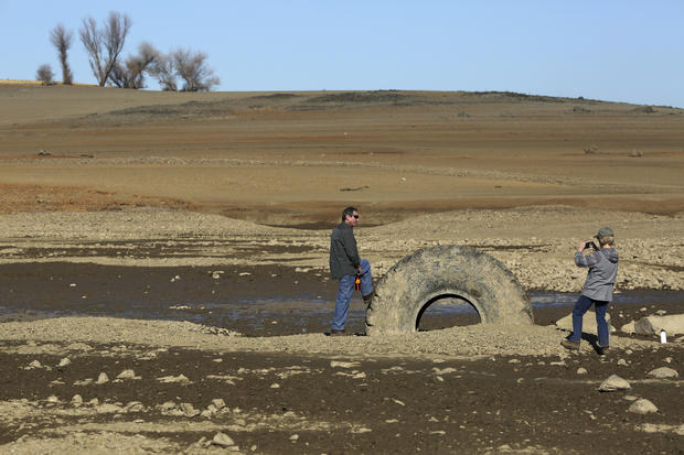 California drought drags on