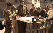 "Behind the scenes of ""The Monuments Men"""