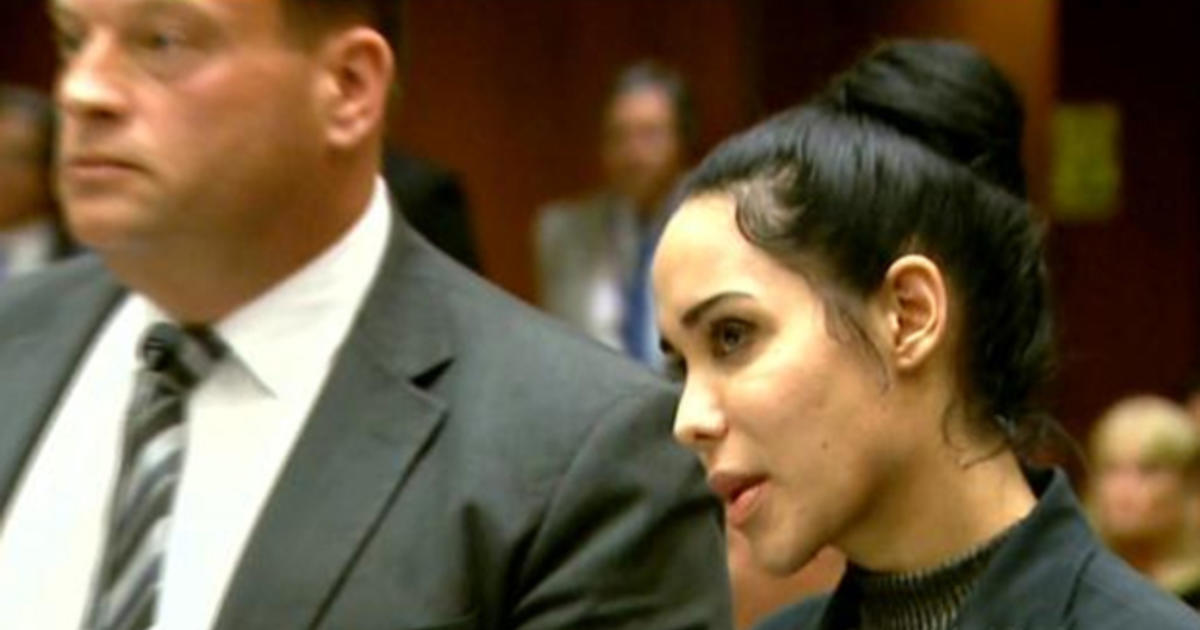 Octomom says she is finally at peace with her 14 children