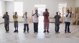 Video: No drums? No problem!  New Orleans kids play on