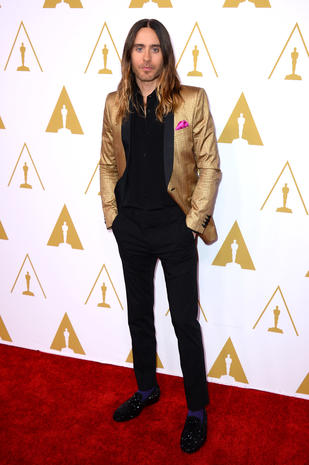 Oscar nominees luncheon 2014