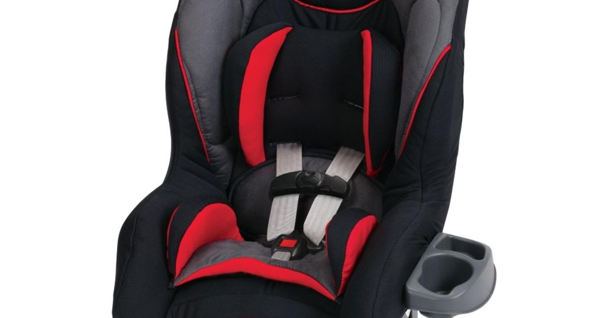 Graco Recalling Nearly 38M Child Car Seats