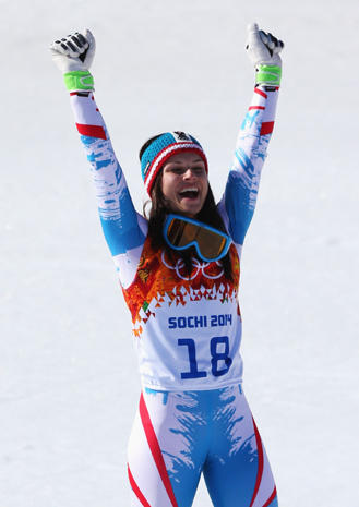 Elation and frustration at Sochi