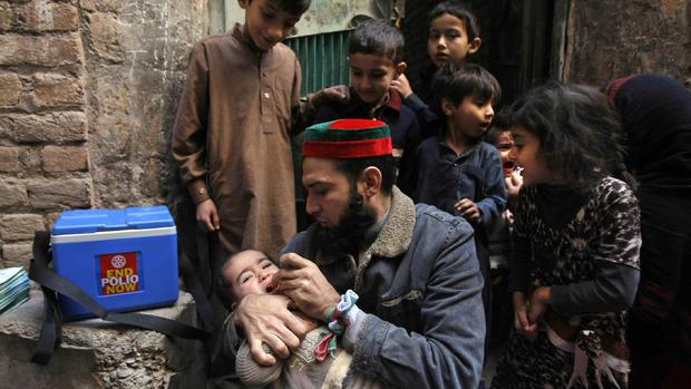 Persistent polio in Pakistan threatens eradication efforts