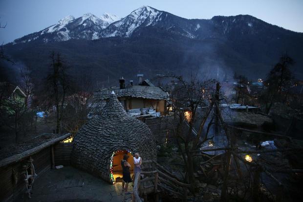 Sochi banya