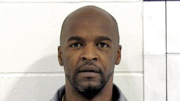 In this handout photo from the Missouri Correctional offices, Michael Anthony Taylor of Kansas City is shown.
