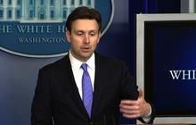 W.H. explains exclusion of Social Security cuts from budget