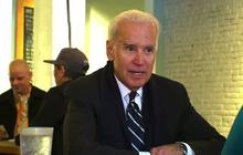 """Biden: Obamacare off to a """"hell of a start"""""""