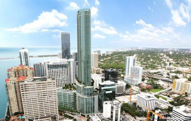 Panorama Tower In Miami 10 Skyline Changing Buildings