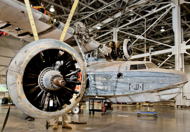 Preserving U.S. aviation history