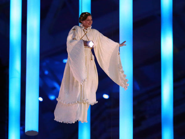 Sochi 2014: Closing ceremony