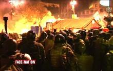 Ukrainian opposition now in control of Kiev