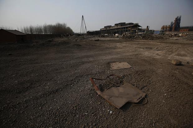 """China's """"zombie"""" mills"""