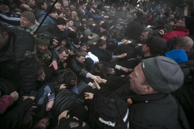 Crimea conflict