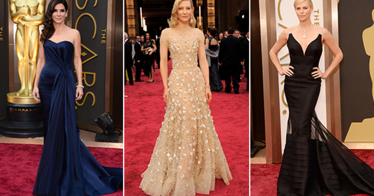 Oscars 2014 red carpet fashion poll: Who looked the best? - CBS News