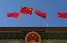 China's leaders take questions at annual press conference