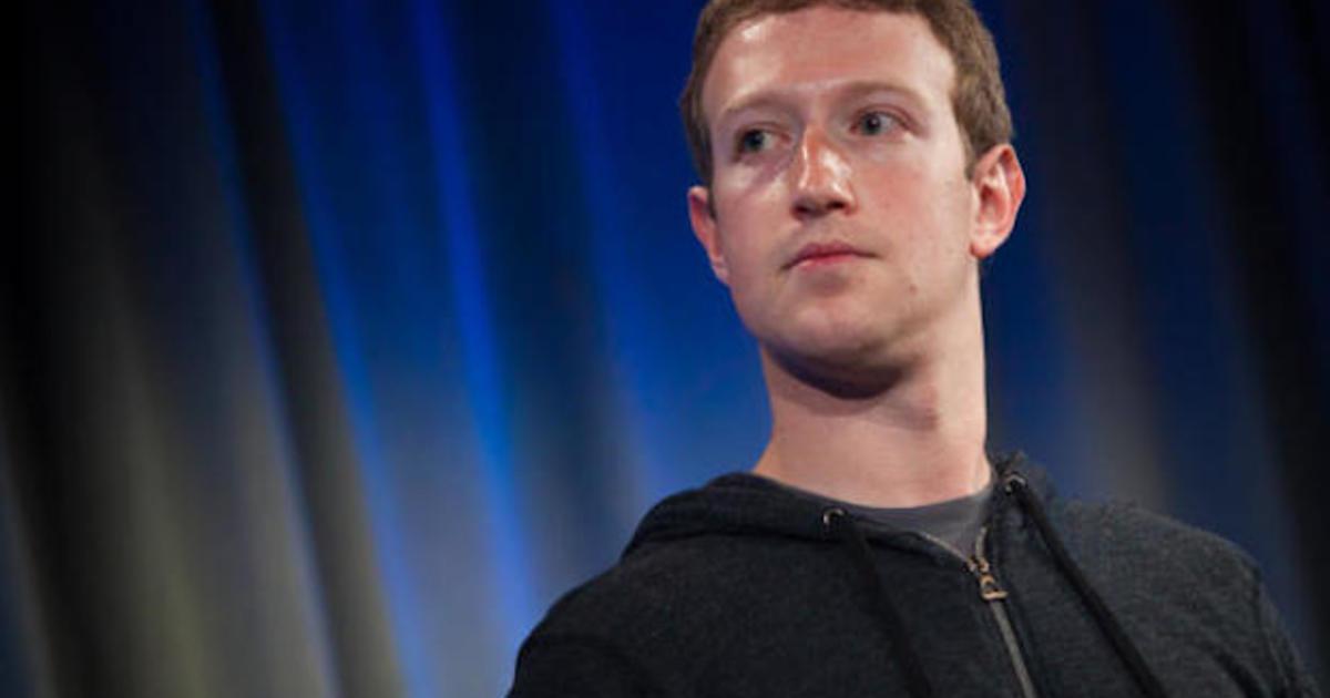Facebook CEO Mark Zuckerberg Tries To Mend Fences In