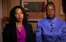 """Mothers of Trayvon Martin and Jordan Davis protest """"Stand Your Ground"""" in Florida"""