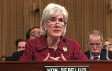 """HHS Secretary Sebelius defines Obamacare """"success"""""""