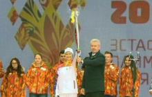 Sochi 2014 Olympic torch relay begins