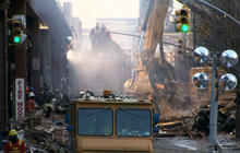 Harlem building collapse highlights fragile gas pipes