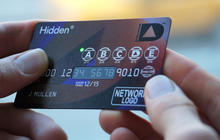 New tool for fighting fraud: A credit card with its own keypad