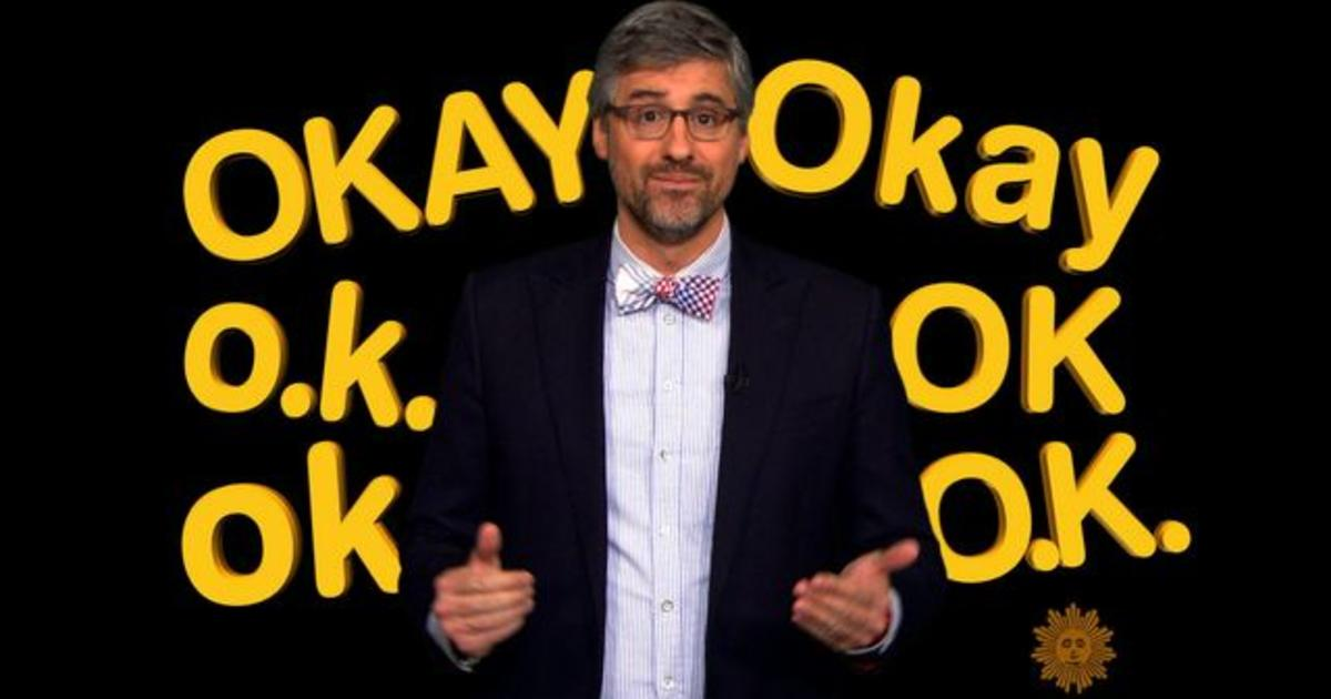 origin of the word okay or ok