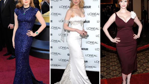 Celebrities wearing L'Wren Scott