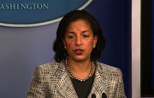 "Susan Rice: U.S., allies ""will never accept the annexation of Crimea"""