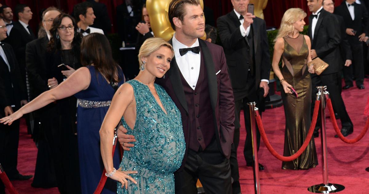 Chris Hemsworth And Elsa Pataky's Twins' Names Revealed