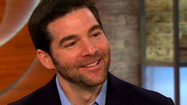 "LinkedIn chief executive officer Jeff Weiner, as seen on ""CBS This Morning"" March 21, 2014."