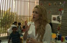 Shakira on a child's formative years