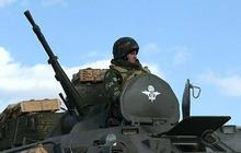 Tension on ground in eastern Ukraine has dissipated